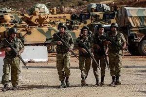2 binh sĩ Thổ Nhĩ Kỳ thiệt mạng trong vụ tấn công gần biên giới với Syria