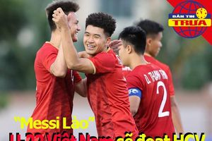 Messi Lào nói Việt Nam sẽ đoạt HCV; Quang Hải cảm ơn đồng đội