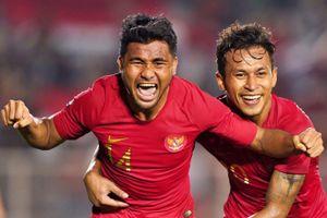 Báo Indonesia: 'U22 đứng trước cơ hội lớn giành HCV SEA Games'