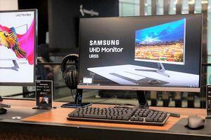 Samsung ra màn hình 4K, chuyên đồ họa, giá 15 triệu đồng ở VN