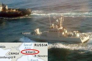 Tàu chiến Ukraine bị ví như 'lon đồ hộp rỗng'
