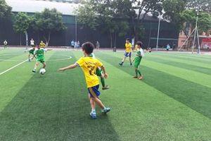 Thêm sân chơi bổ ích dành cho trẻ em