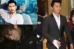 Sợ hãi cảnh sao Hoa - Hàn 'đổ máu', tử nạn khi quay gameshow