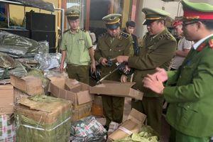 Bắc Giang tiếp tục bắt giữ vụ buôn bán linh kiện súng hơi