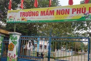 Vụ bé trai 3 tuổi tử vong vì chơi cầu trượt: 3 cô giáo bị đình chỉ công tác