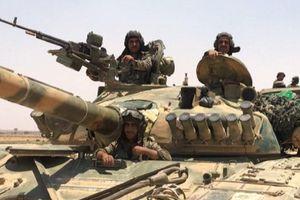 Syria tuyên bố bắn rơi máy bay không người lái của Thổ Nhĩ Kỳ
