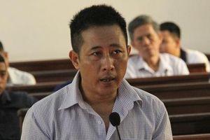 Nguyên Trung úy CSGT bắn chết bạn trai của con người tình lĩnh 18 năm tù
