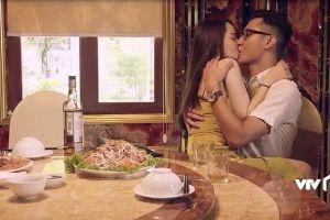Quỳnh Nga kể hậu trường cảnh nóng 'chóng mặt' với Chí Nhân