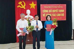 Bà Lê Thị Mỹ Hạnh giữ chức Trưởng ban Nội chính Thành ủy Đà Nẵng