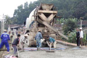 Vẫn còn tình trạng sai phạm trong huy động xây dựng nông thôn mới ở Nghệ An