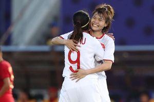 Thắng 6-0 trước Indonesia, tuyển nữ Việt Nam sớm giành vé vào bán kết