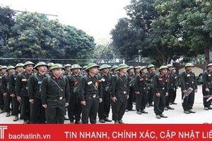 Can Lộc phê bình 5 địa phương chưa thực hiện nghiêm nghĩa vụ công an nhân dân