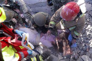 Động đất tại Albania: 49 người thiệt mạng, hơn 5.000 người đi lánh nạn