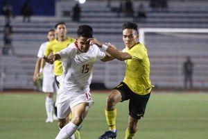 Đánh bại 'những chú hổ Mã Lai', U22 Philippines có được 3 điểm đầu tiên