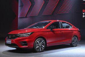 Cận cảnh Honda City 2020 phiên bản đắt nhất khiến Toyota Vios, Hyundai Accent 'khóc thét'