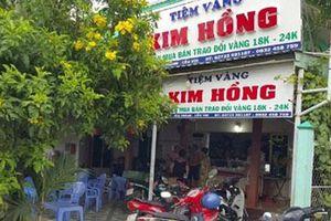TP.HCM: Bắt đối tượng dùng búa cướp tiệm vàng sau 2 ngày
