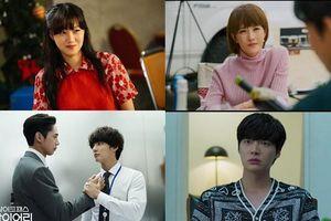 Phim của Kim Sun Ah vươn lên dẫn đầu đài trung ương - Phim của Ahn Jae Hyun và Oh Yeon Seo rating giảm ở tập 2