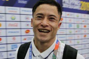 Đội trưởng U22 Lào: 'Chúng tôi thất bại vì Việt Nam quá mạnh'