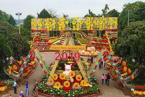 TP.Quảng Ngãi: Tổ chức nhiều hoạt động trong dịp tết Nguyên đán Canh Tý