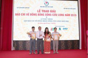 Vinh danh 22 tác phẩm xuất sắc về Đồng bằng sông Cửu Long
