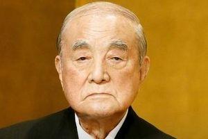 Cựu Thủ tướng Nhật qua đời ở tuổi 101