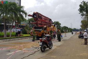 Một người đàn ông bị xe chở bê tông cán chết tại Đà Nẵng