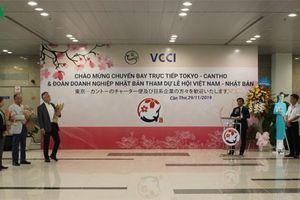 240 doanh nghiệp Nhật Bản tìm kiếm cơ hội đầu tư tại Cần Thơ