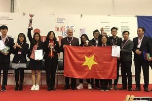 Việt Nam đoạt Cup đặc biệt và 3 huy chương tại cuộc thi Phát minh sáng chế quốc tế INOVA