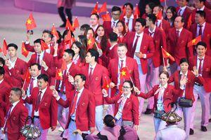 SEA Games 30 chính thức khởi tranh sau buổi lễ khai mạc hoành tráng, đoàn Việt Nam sẵn sàng mang vinh quang về cho dân tộc