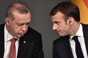 Tổng thống Erdogan chỉ trích Tổng thống Pháp Macron vì nói NATO 'chết não'