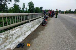 Hà Tĩnh: Để lại thư tuyệt mệnh và xe máy điện, nữ sinh nhảy cầu