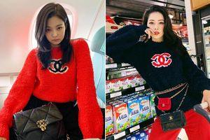 Jennie, Chi Pu và dàn mỹ nhân cùng diện áo len Chanel 2.250 USD