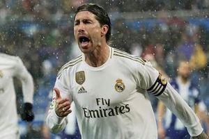 Ramos trở thành tâm điểm trong chiến thắng của Real trước Alaves