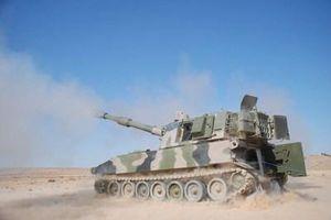 Brazil đưa vào biên chế lựu pháo mới nâng cấp