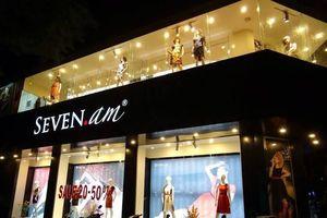 Thời trang SEVEN.AM bị phạt 170 triệu đồng vì ghi nhãn hàng hóa không đầy đủ