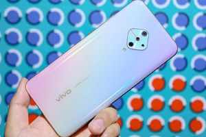 Vivo S1 Pro có 4 camera sau sắp ra mắt tại Việt Nam