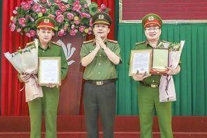 Bộ Quốc phòng, Bộ Công an điều động, bổ nhiệm nhân sự mới