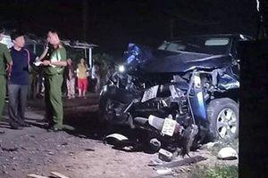 Tai nạn kinh hoàng lúc đêm tối, 7 người thương vong