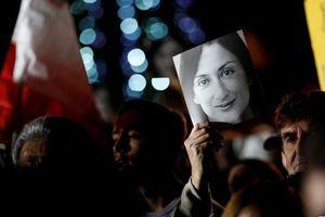 Những tình tiết mới về vụ giết nhà báo Daphne Caruana Galizia