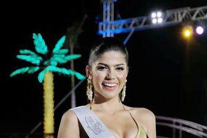 Nhan sắc 'siêu xinh' của hoa hậu Sharifa Akeel, người sẽ đi cùng đoàn TT Việt Nam