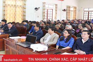 120 triệu đồng hỗ trợ xây dựng đường điện thắp sáng làng quê ở xã bãi ngang Hà Tĩnh