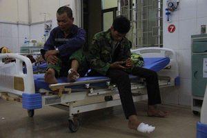 11 công nhân ở Quảng Ngãi bị điện giật, 1 người tử nạn