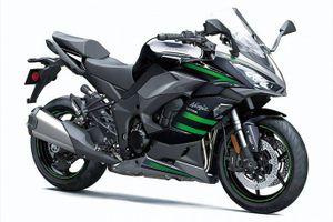 Chi tiết Kawasaki Ninja 1000SX 2020: Công suất 140 mã lực, giá gần 290 triệu đồng