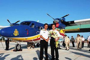 Gặp người lái thủy phi cơ xuyên 5 nước về Việt Nam