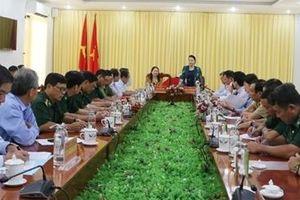 Chủ tịch Quốc hội làm việc tại tỉnh An Giang
