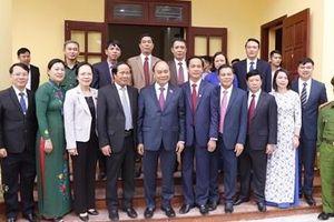 Thủ tướng Chính phủ tiếp xúc cử tri tại Hải Phòng