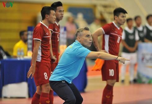 ĐT Futsal Việt Nam 'thay tướng' trước ngày tranh vé World Cup