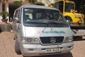 Xe làm rơi 2 học sinh ở Đồng Nai hết hạn đăng kiểm