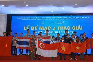 Việt Nam giành 46 huy chương tại Olympic Toán học và Khoa học quốc tế