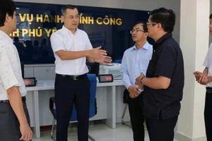 Phú Yên: Đẩy mạnh áp dụng và triển khai chính quyền điện tử